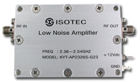 Low Noise Amplifier by ISOTEC